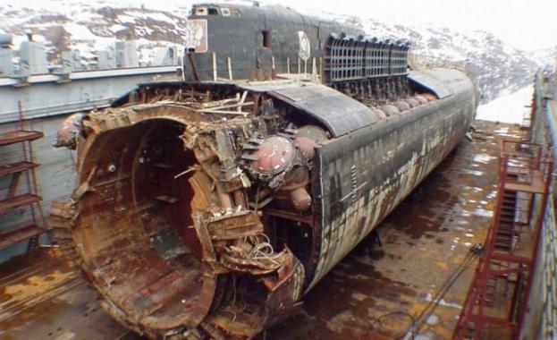 """12 август – 19 години от гибелта на атомната подводница """"Курск"""""""