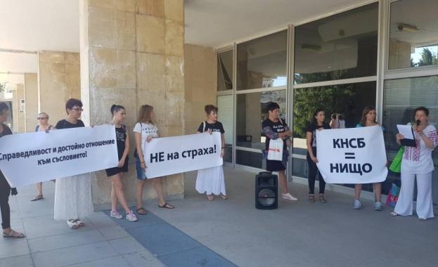 Пълна блокада пред Министерския съвет готвят медицински специалисти от цялата