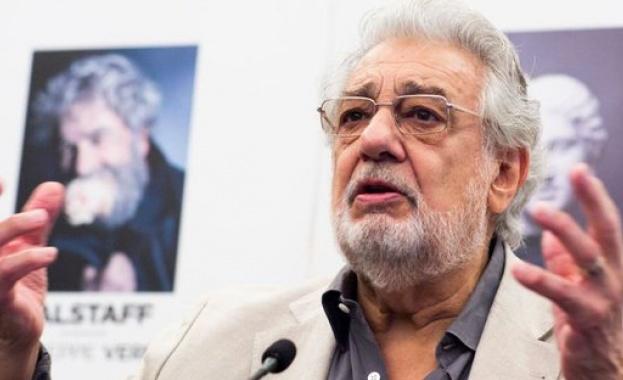 Две опери в САЩ отменха участия на Пласидо Доминго