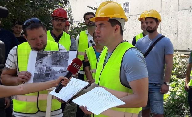 """Николай Николов: С право хората от """"Лагера"""" не искат да живеят в гето"""
