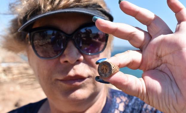 Откриха нова ценна находка при разкопки на Калиакра (снимки)