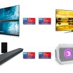 Телевизорът на LG, съвместяващ AI И аудио иновации обра наградите на EISA