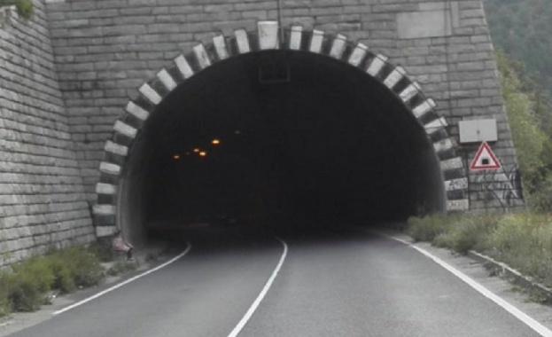 """Спират движението през тунел """"Кричим"""" от 9-ти до 13-ти септември"""