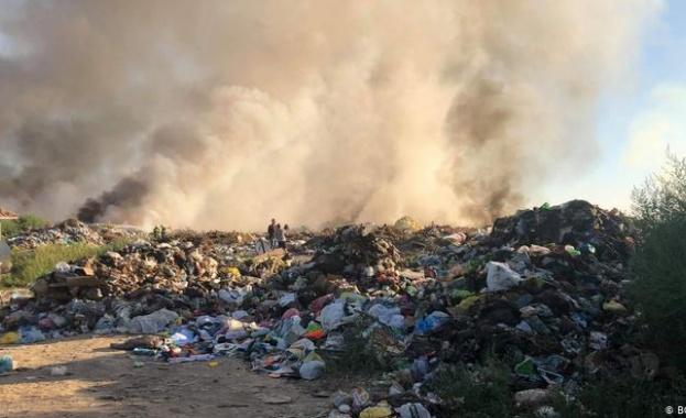 DW: Пушек и смрад от трупове: така мирише България