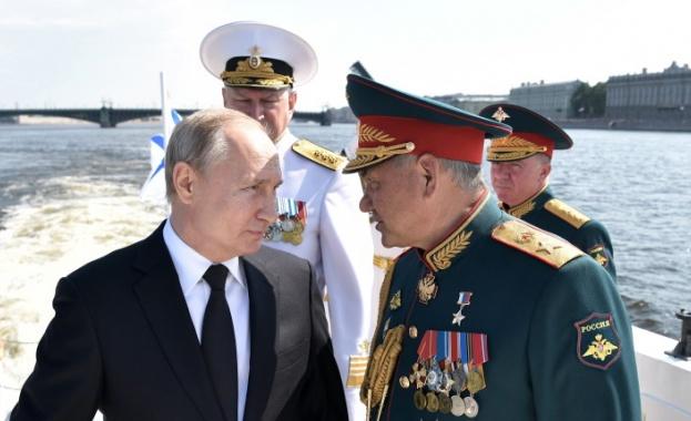 Военно-политическата обстановка по западните граници на Русия остава напрегната. Това