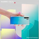 Два Huawei P30 Pro и 5G рутер са част от предаването на живо на първия концерт на вода на Орлин Павлов