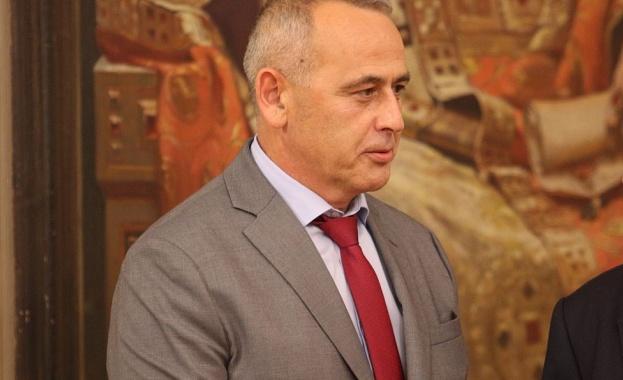Шефът на Националната служба за охрана (НСО) генерал-майор Данчо Дяков