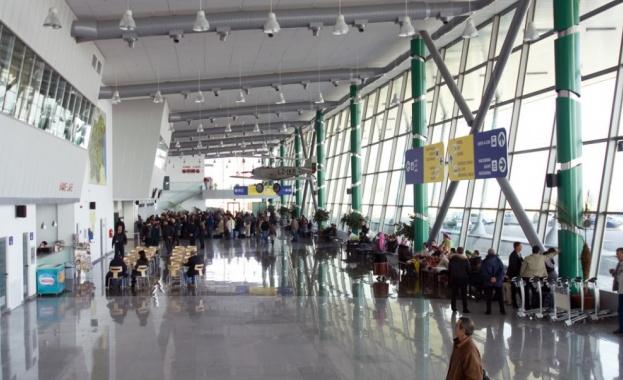 Сигнал за бомба затвори летище Пловдив, съобщиха от полицията. Към