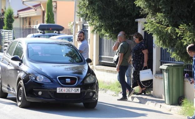 Наказателният съд в Скопие наложи мярка задържане под стража от
