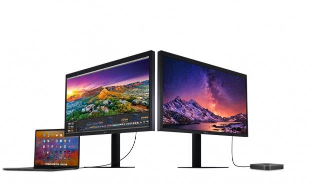 LG Electronics (LG) представи новите 27-инчови UltraFineTM 5K дисплеи (модел
