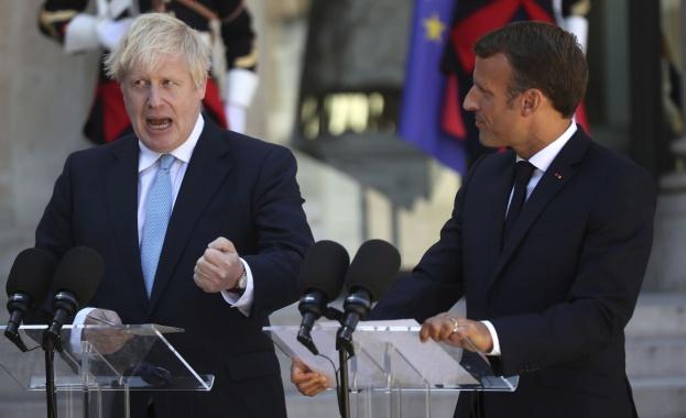 Френският президент Еманюел Макрон каза днес, че до 30 дни