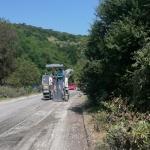 Над 7,3 млн. лв. се инвестират в участък от път II-49 на територията на община Кубрат