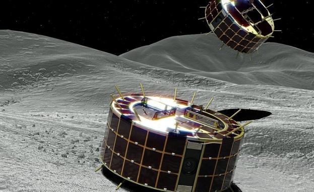 Астероидът Рюгу крие все по-малко тайни - нови негови снимки,