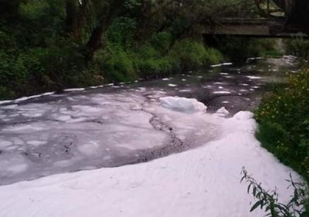Авария в ТЕЦ-а в Перник замърси река Струма