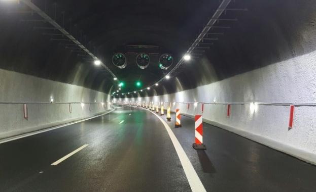Ограничават временно движението по магистрала