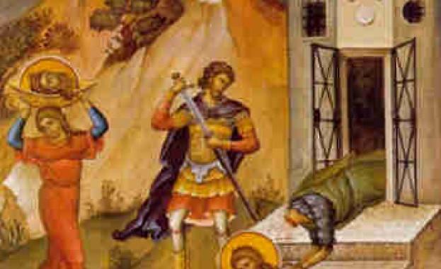 Почитайки св. Йоан Предтеча като най-велик от пророците, Църквата посвещава