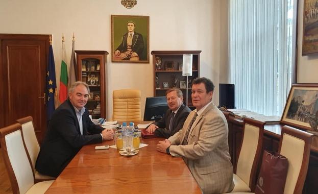 """Фонд """"Руский мир"""" засилва сътрудничеството с България"""
