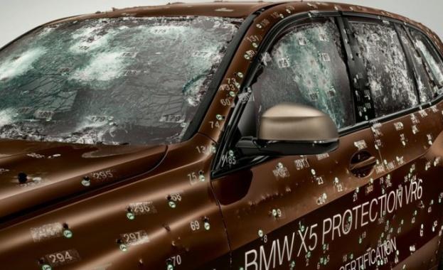 Вече 15 години в гамата на кросоувъра BMW X5 присъства