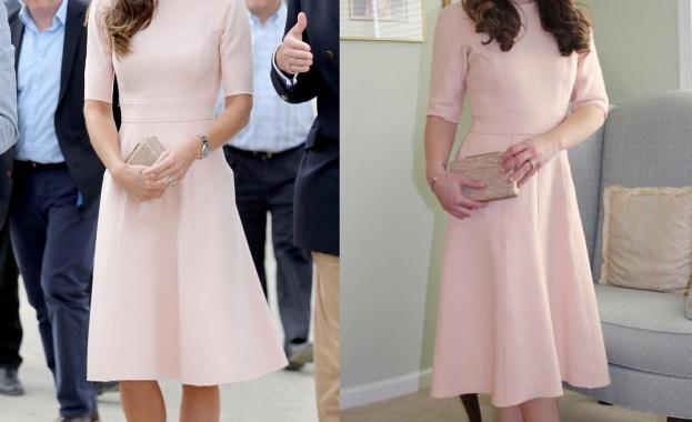 Снимка: Американка притежава 250 рокли на Кейт Мидълтън