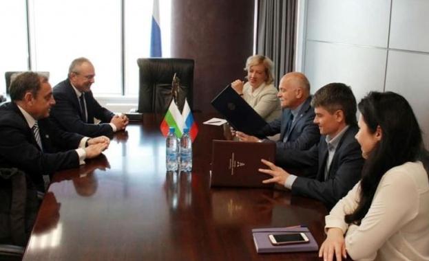 Бизнес отношенията между Уралската и Българската търговско-промишлени палати ще бъдат подкрепени от споразумение