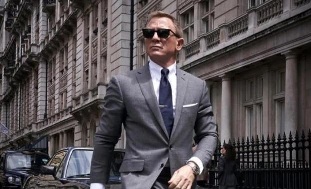 """За най-новия филм за тайния агент 007, озаглавен """"No Time"""