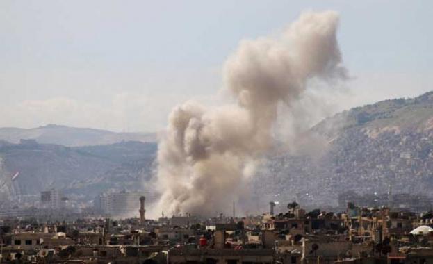 Американските сили атакуваха лидерите на джихадистите в Сирия в събота,