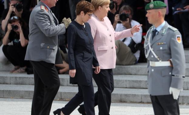 Днес в две източногермански провинции - Бранденбург и Саксония -