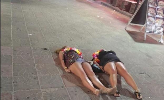 "Турист почина пред заведение в ""Слънчев бряг"