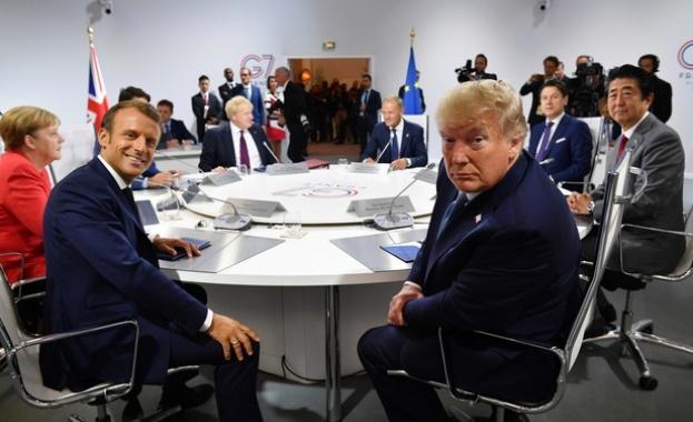 Г-7 и другата гледна точка за пожарите в Амазония