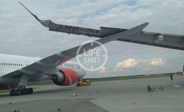 "Самолети на авиокомпаниите ""Аерофлот"