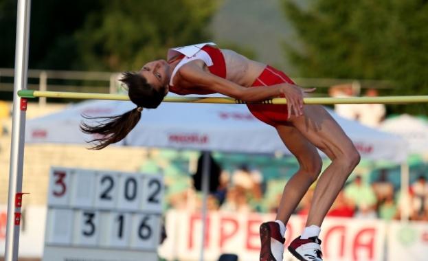 Мирела Демирева с пето място в последния за годината турнир от Диамантената лига