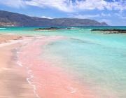 Розовият плаж и 2 малки пристанища са хитовете на Сардиния
