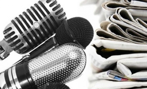 Журналисти и медии : Днес е денят!