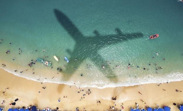 Международният туризъм е нараснал с 4% през първата половина на
