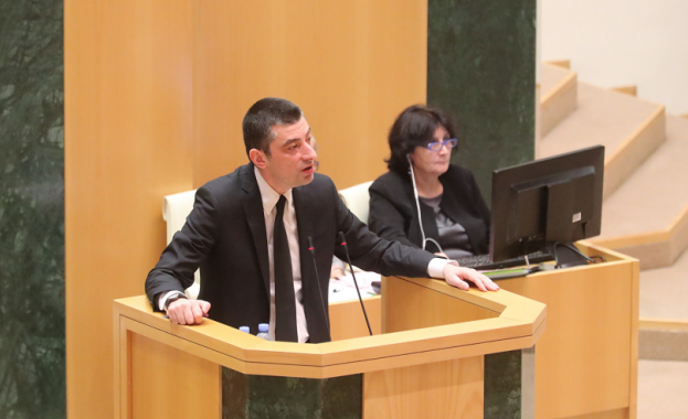 Назначен е нов министър-председател на Грузия