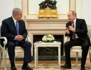 Владимир Путин и Бенямин Нетаняху се срещнаха в Сочи