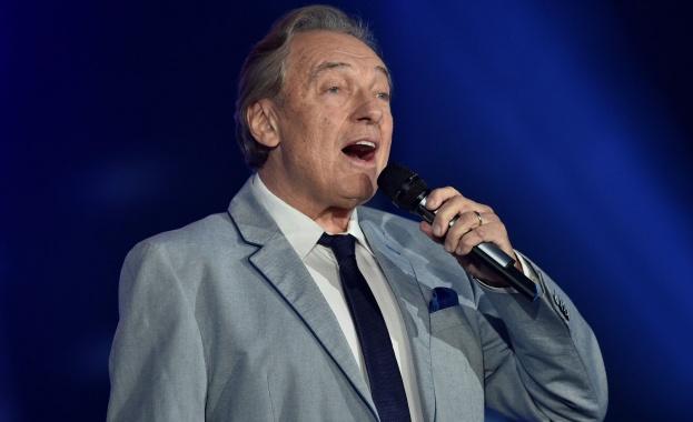 Лекари са диагностицирали популярния певец Карел Гот, известен като Краля