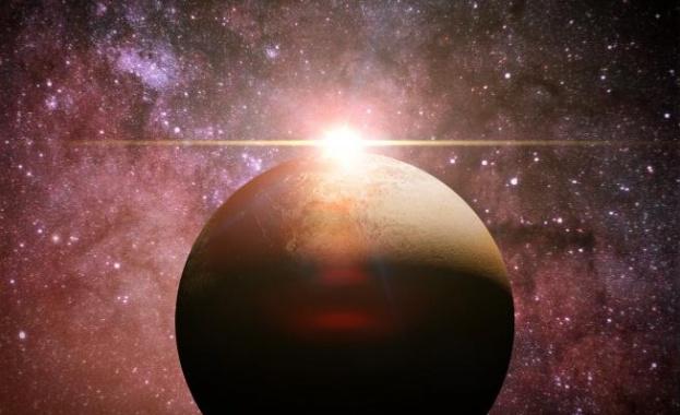 Астрономи засякоха следи от водни пари на екзопланета, която обикаля
