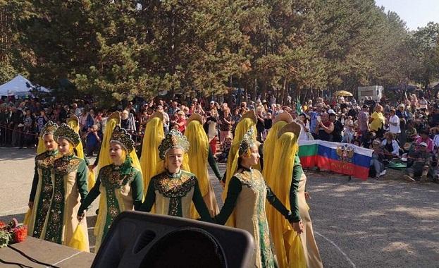 Шестнадесетият събор на русофилите в България се проведе край язовир