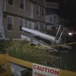 Десетки ранени след срутване на платформа в САЩ