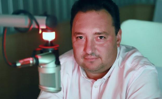 Генералният директор на БНР Светослав Костов направи първия си официален