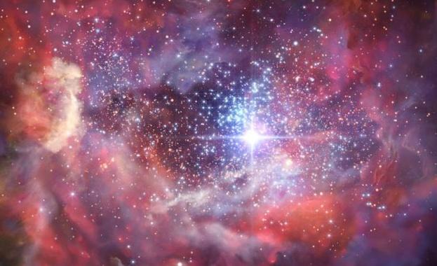Нови изчисления показват, че Вселената може да е с два