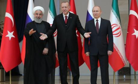 Путин, Ердоган и Рохани ще обсъждат ситуацията в Сирия