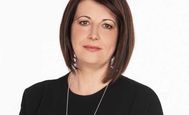 Лора Ивчева е новият генерален мениджър на Sanofi Genzyme, подразделението