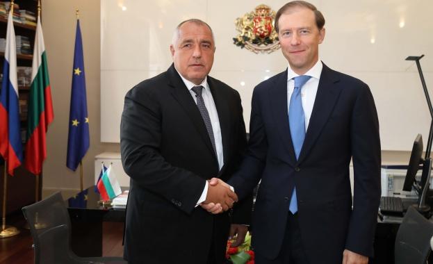 """""""Връзките между България и Русия се основават на дългогодишни исторически"""