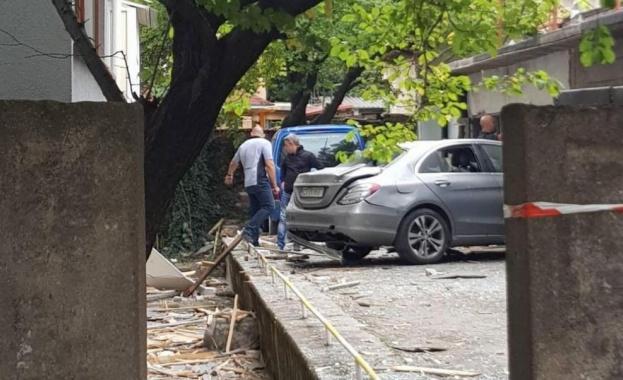 Взривиха автомобил на частен съдебен изпълнител в Стара Загора. Инцидентът