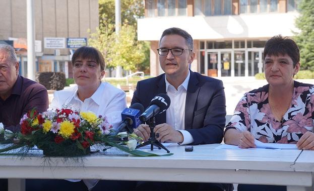 """Кандидатите на """"БСП за България"""