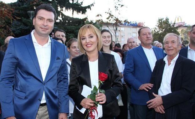 Подкрепата и включването на Стефан Данаилов в Инициативния комитет на