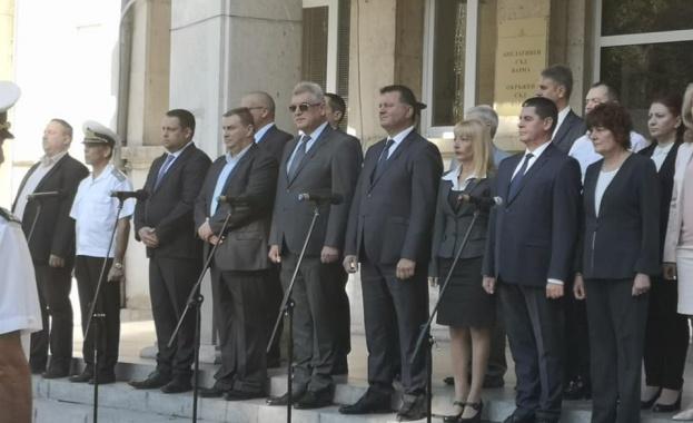 Генералният консул на Руската федерация във Варна Владимир Климанов участва в честванията на Деня на независимостта