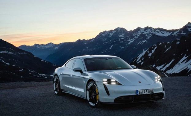 Колко ще струва електрическото Porsche Taycan у нас?